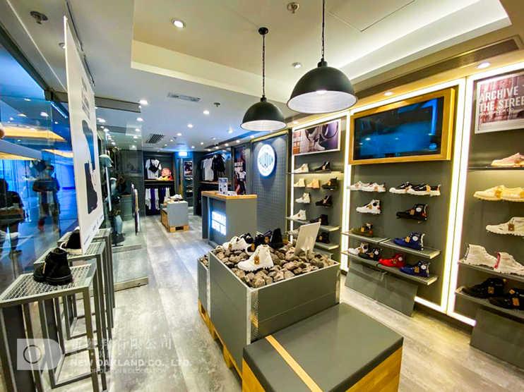 Sales area - Palladium, Harbour City, TST