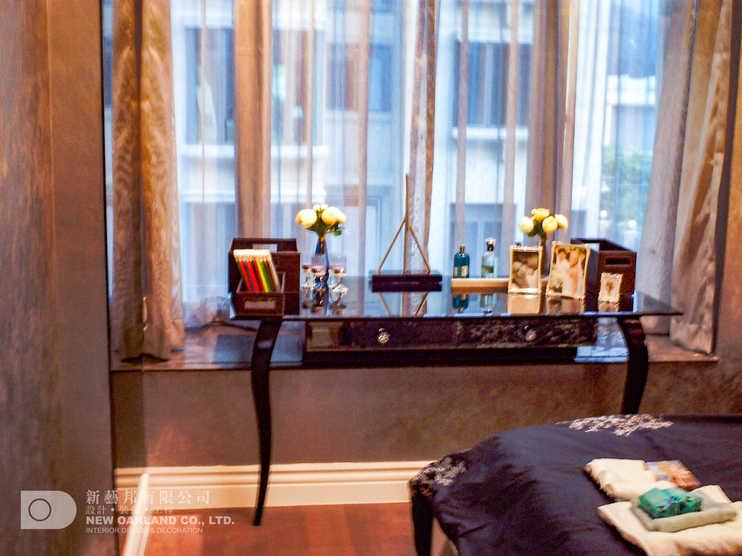 Bedroom - Cheung Kong Model Flat, Tung Chung