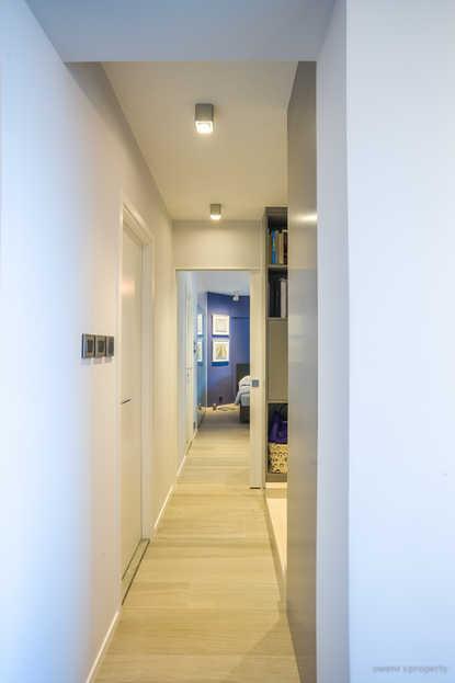 Corridor - Grand Promenade, Sai Wan Ho