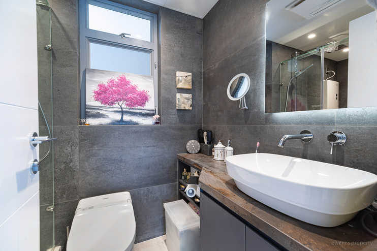 Bathroom - Grand Promenade, Sai Wan Ho