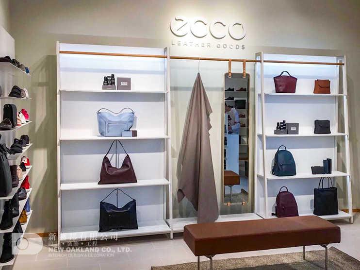 Interior display - ECCO, Galaxy Hotel, Macau