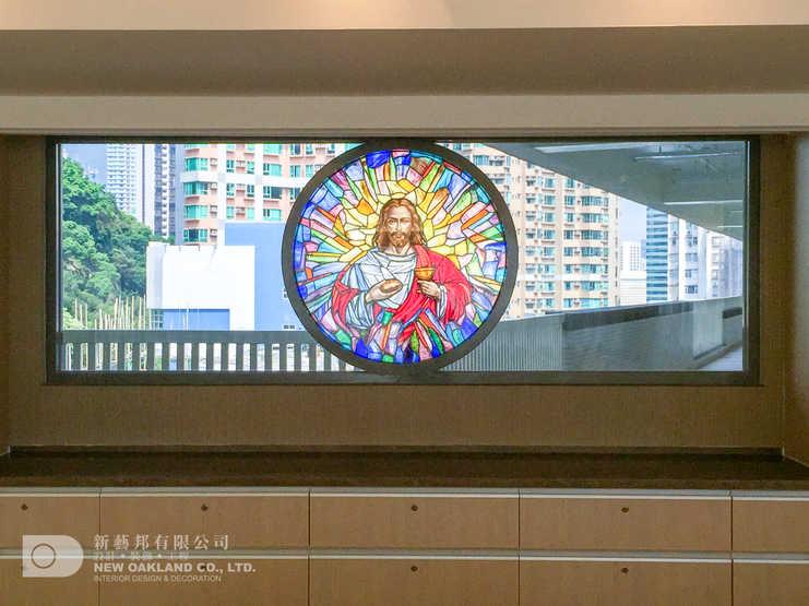 Chapel - St. Francis' Canossian College, Wanchai