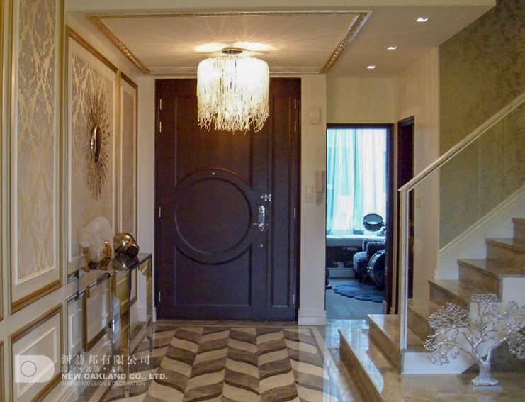 Foyer - Cheung Kong Model Flat, Tung Chung