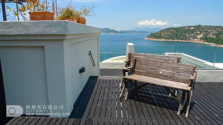 Balcony - Regalia Bay. Stanley Bay