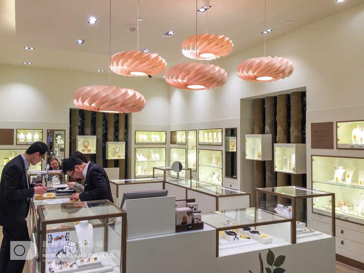 Sales area - House of Amber, The Venetian, Macau