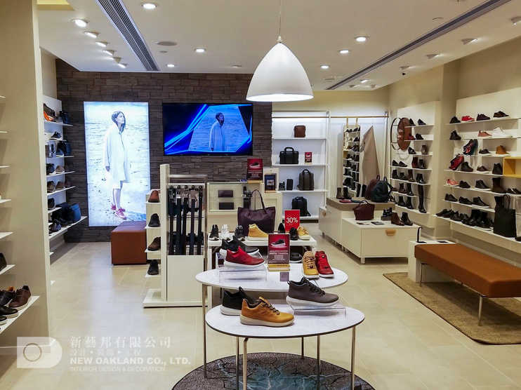 Sales area - ECCO, Olympian City, Kowloon