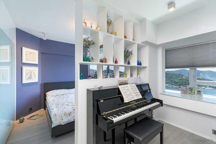 Bedroom - Grand Promenade, Sai Wan Ho