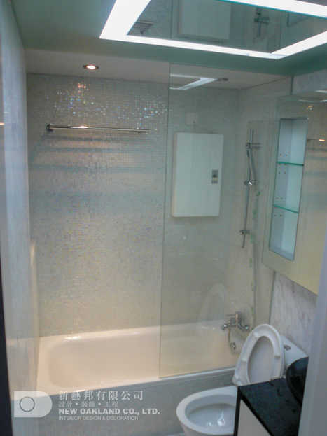 Bathroom - Metro Town Model Flat, Tiu Keng Leng