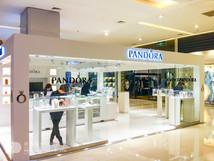 Pandora, King Glory Plaza, Shenzhen