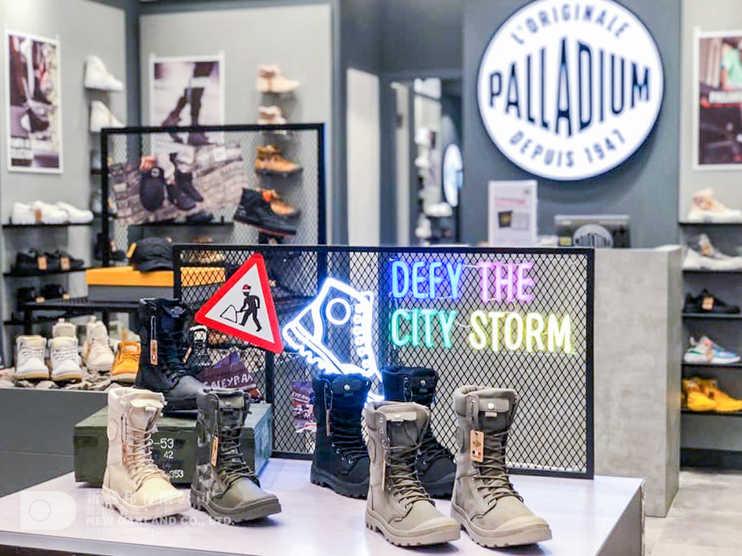 Interior display - Palladium, Citylink,