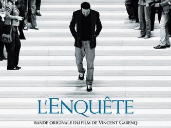 "Mastering BO du Film ""L'Enquête"""