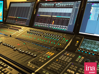 Formateur Yamaha Nuage et Nuendo à L'INA