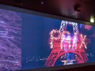 Mixage musique en 6.0 pour Spectacle Immersif à la Tour Eiffel
