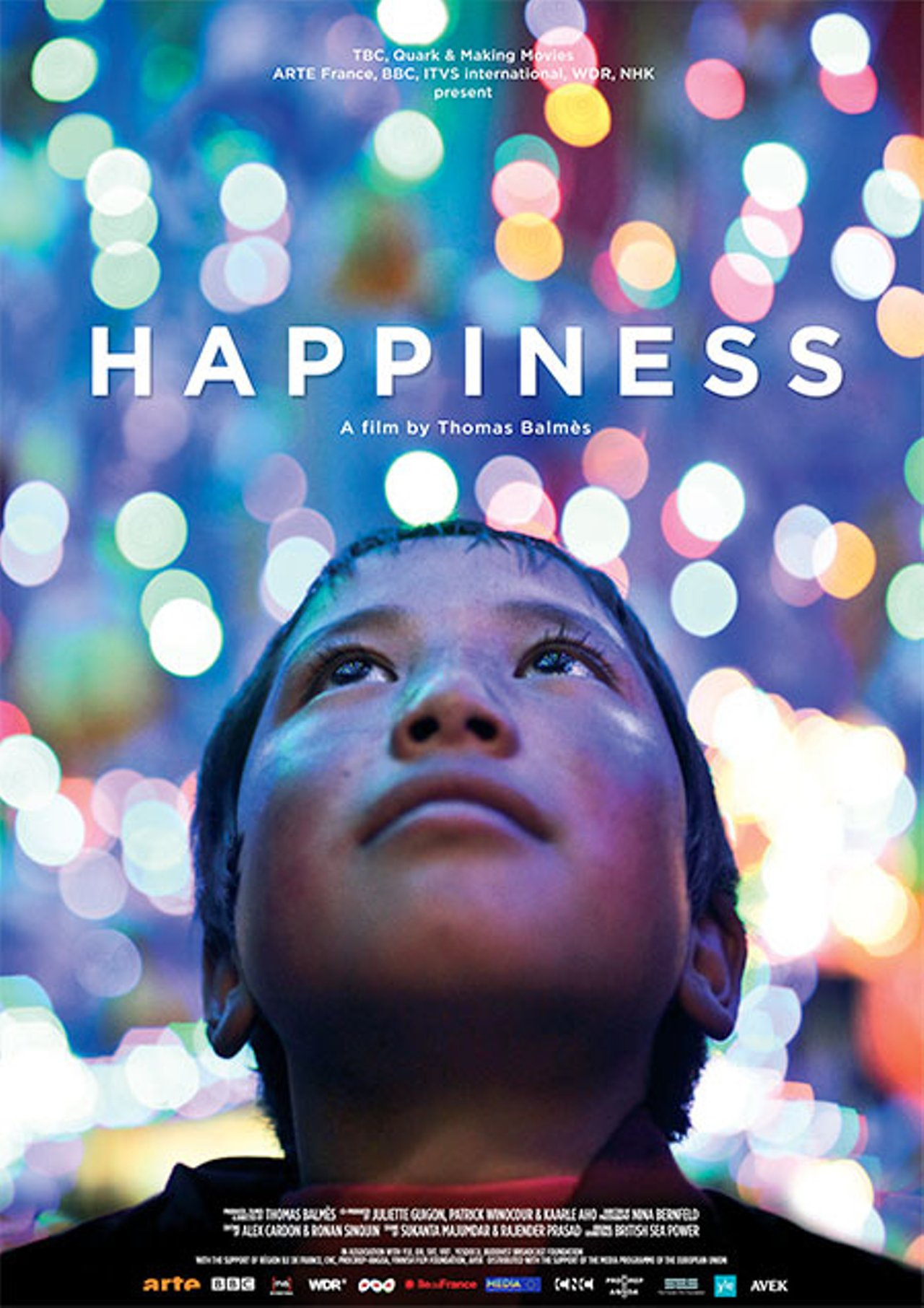 Happiness (Thomas Balmès, 2015)