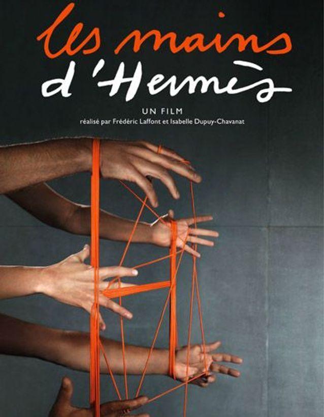 Les mains d'Hermès (F.Laffont & I.Dupuy Chavanat, 2011)