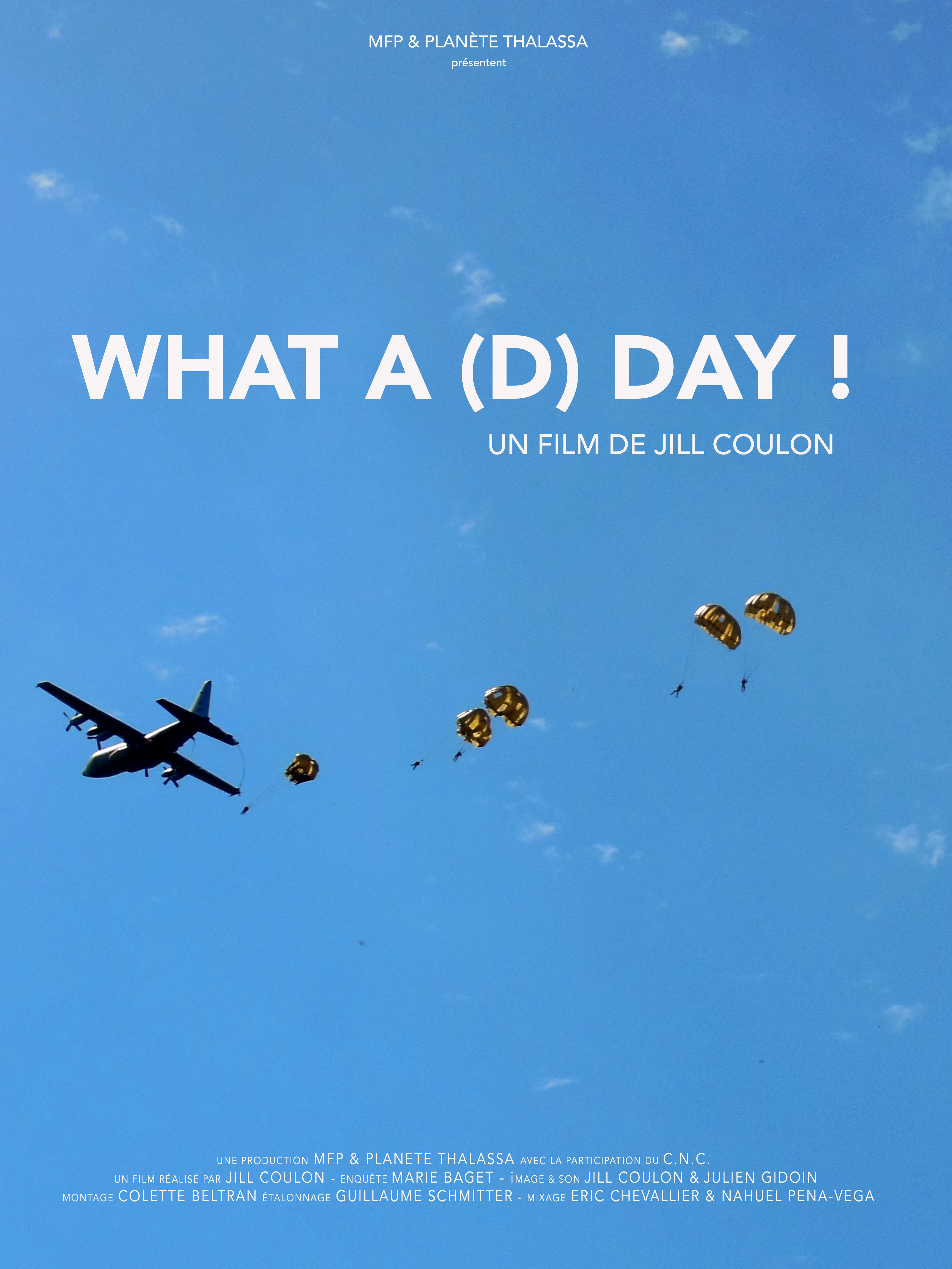 What a (D) Day ! (2014)