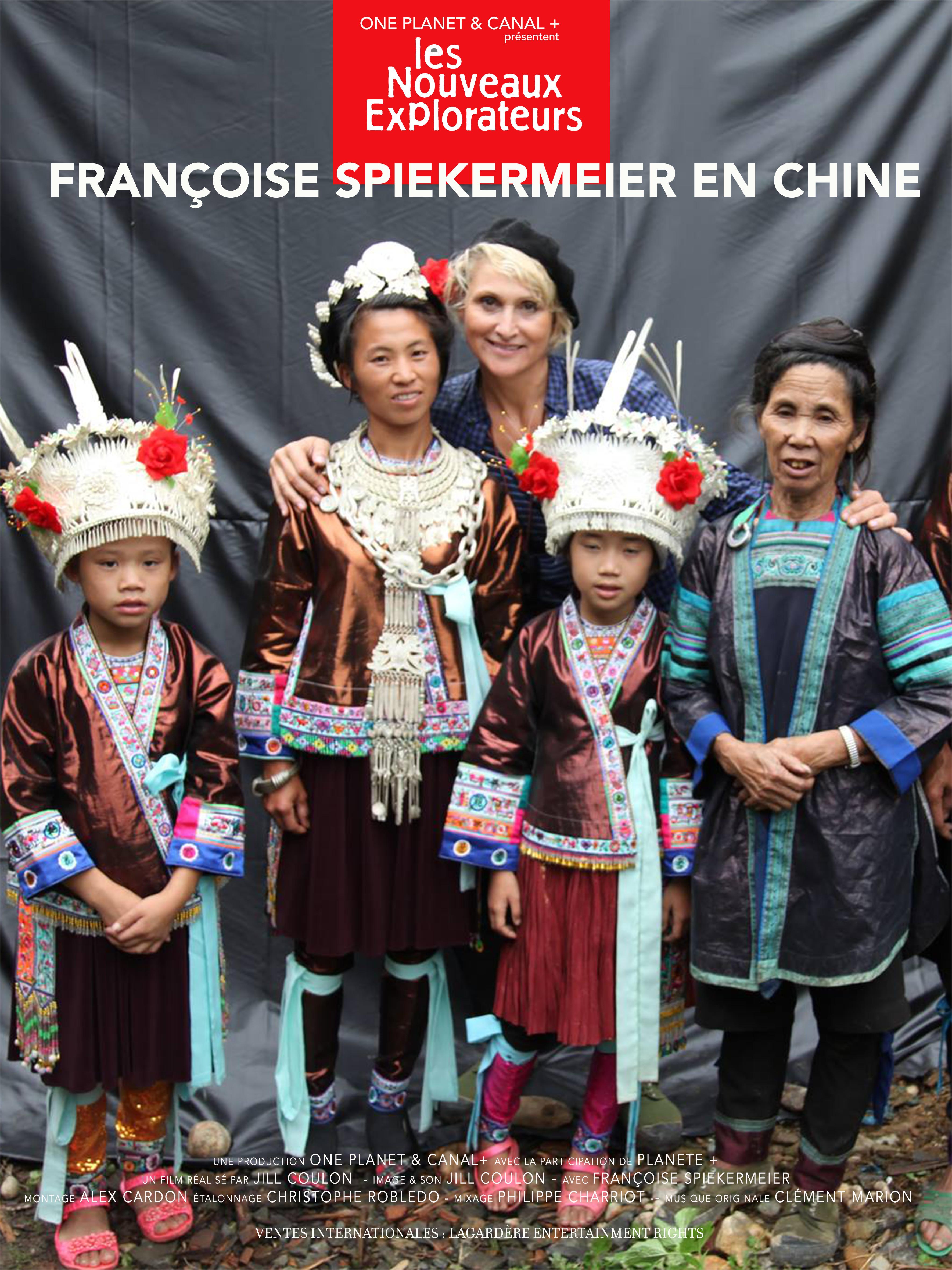 Les Nouveaux Explorateurs : Françoise Spiekermeier en Chine