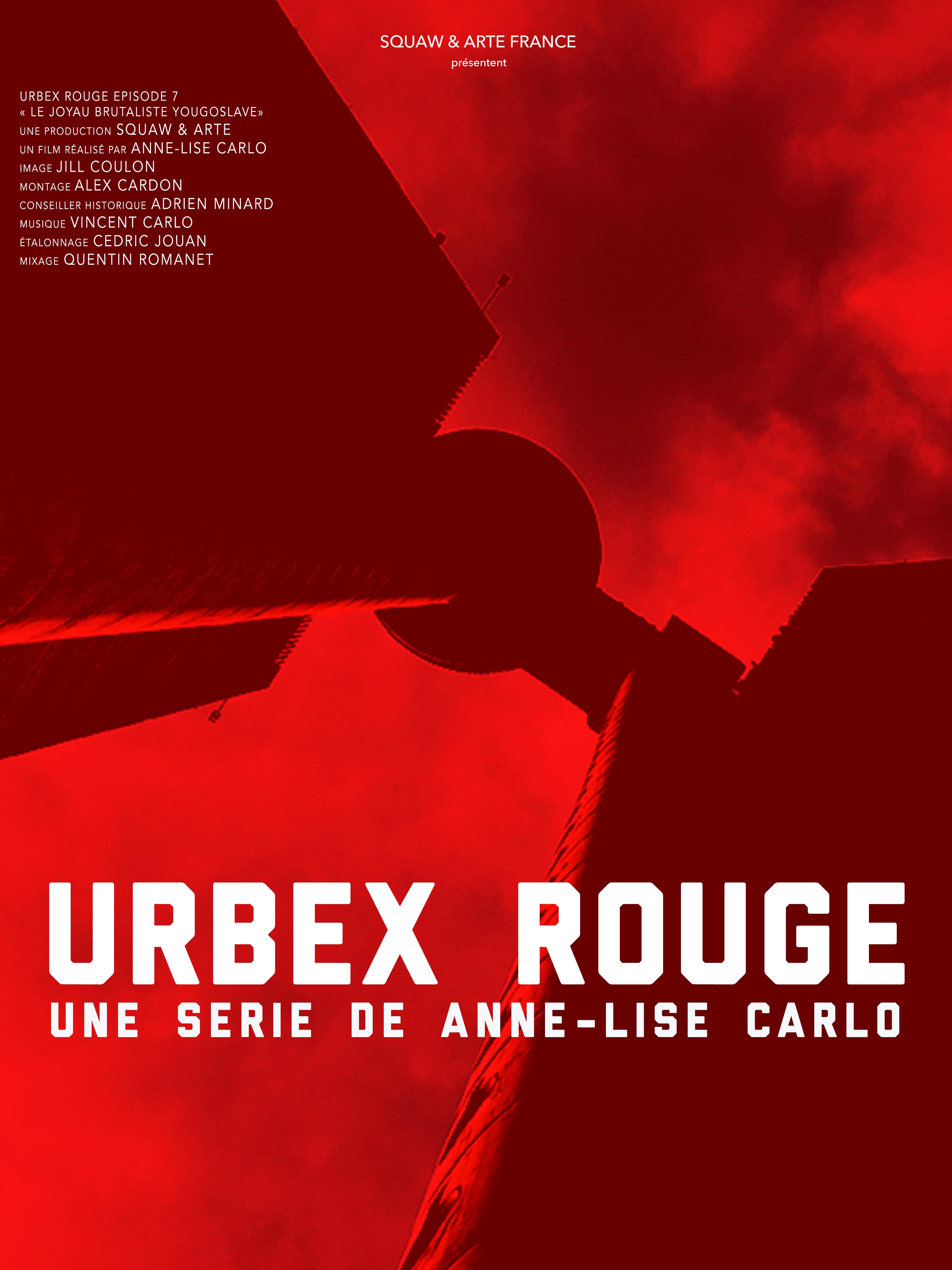 Urbex Rouge (Anne-Lise Carlo, 2019)