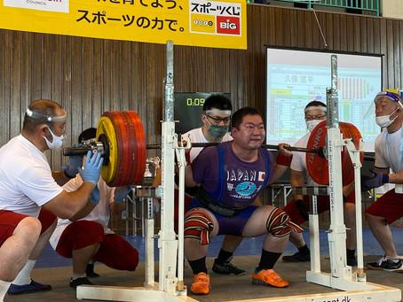 全日本パワーリフティング選手権大会の結果と振り返り