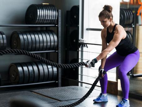 【京都にあるトレーニングジム】有酸素運動のための筋トレ