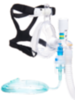 O2-MAX™ with Integrated Nebulizing