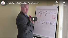 How to work out your life path number_