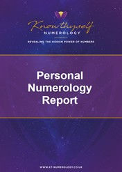 Personal numerology report