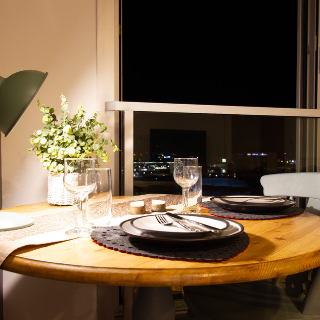 Dining table - night