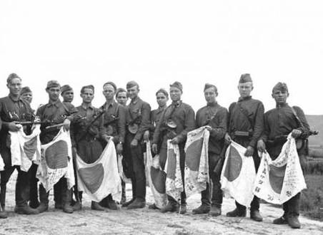 3 сентября 1945 года. Маньчжурская стратегическая наступательная операция