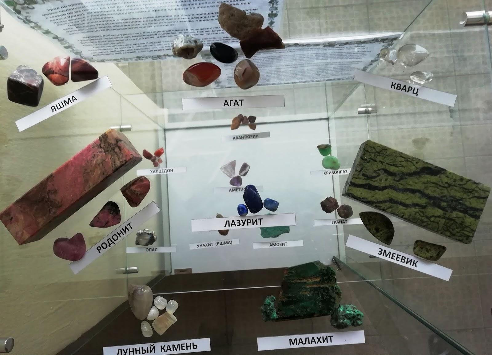 минералы-2