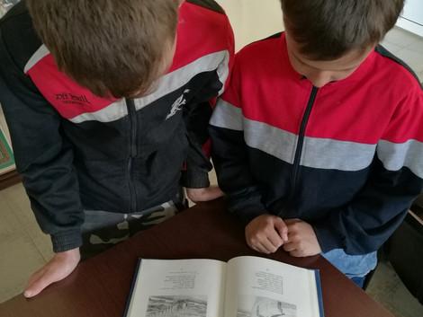 Читаем Пушкина в Центральной библиотеке