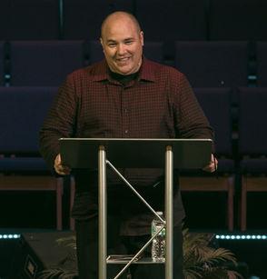 Pastor Reverand Wayne Harrell