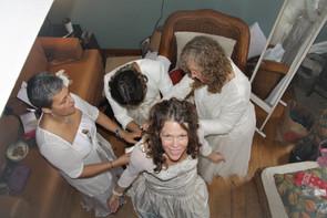 Preparing the Bride