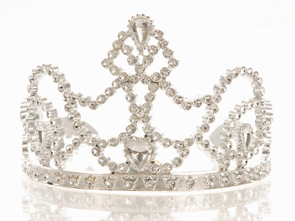 Tiara, perhaps worn by a countess?