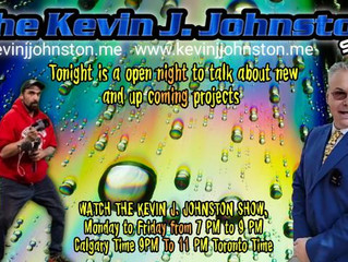 The Kevin J. Johnston Show - Mayor Questions Answered!