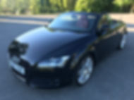 Audi TT Roadster 3.2 V6 Quattro for sale in Matlock in the beautiful Derbyshire Dales