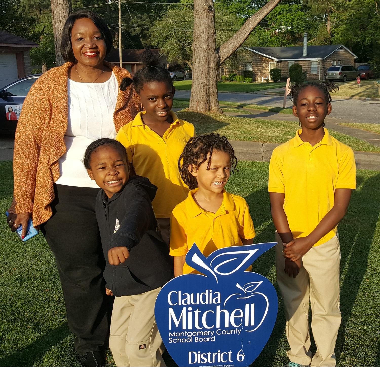 Floyd Middle Magnet School: Montgomery County School Board