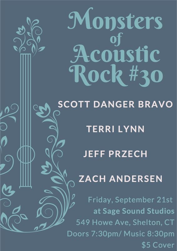 Monsters of Acoustic Rock #30