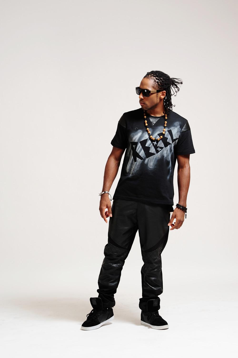 Black Jewelz Hip Hop artist