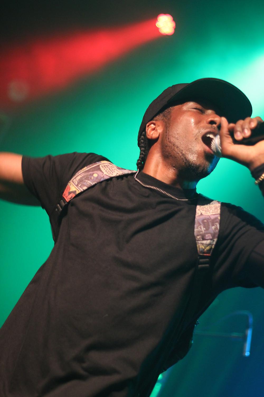 Black Jewelz the Hip Hop Ninja