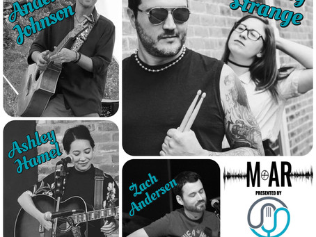 Sage Sound Studios Presents: Monsters of Acoustic Rock #31 on 10/19/18