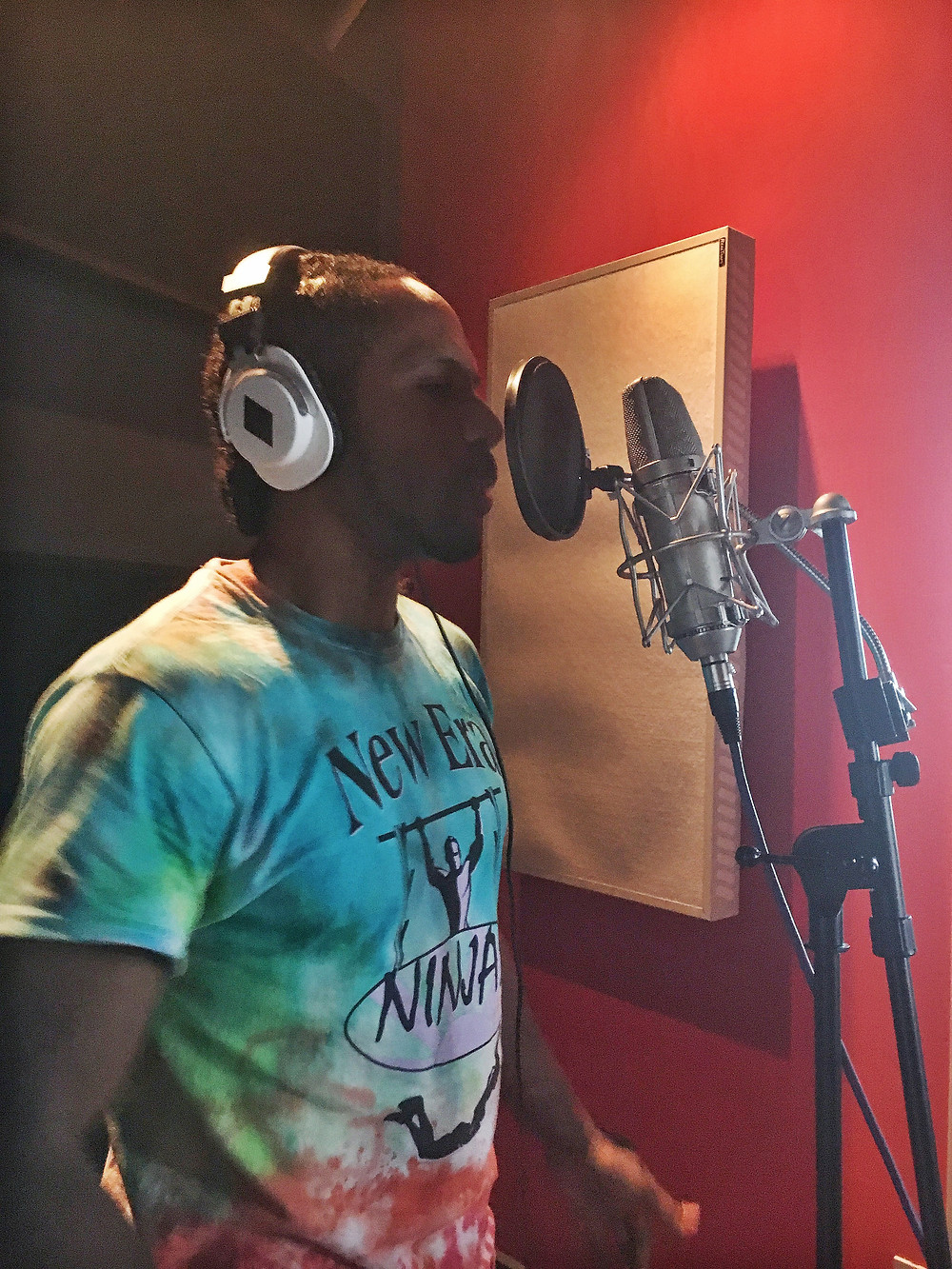 Black Jewelz now recording at Sage Sound Studios