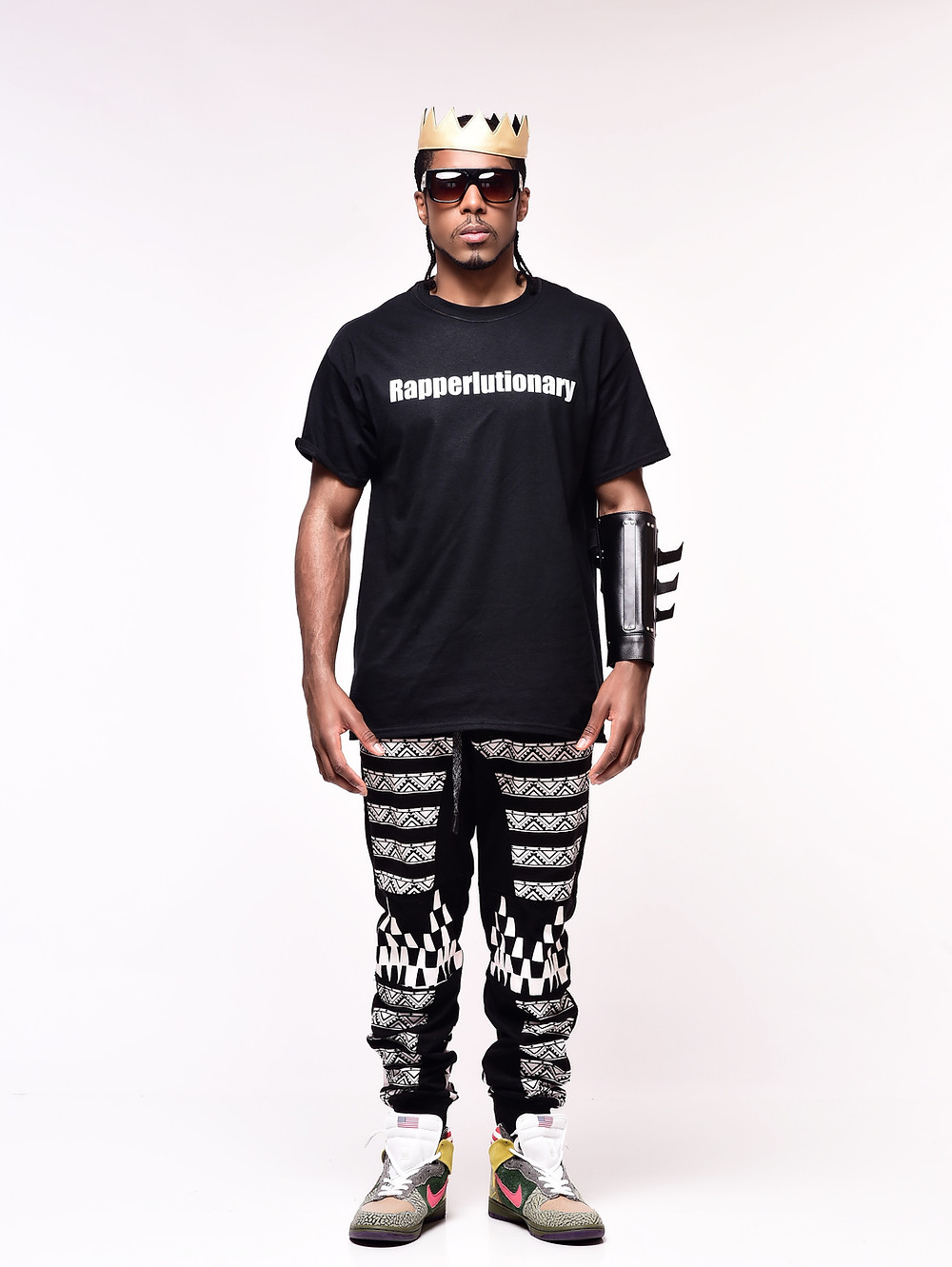 Black Jewelz Rapperlutionary