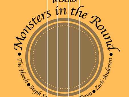 Monsters in the Round Takes Over Sage Sound Studios this Fri, Mar 22nd @8pm
