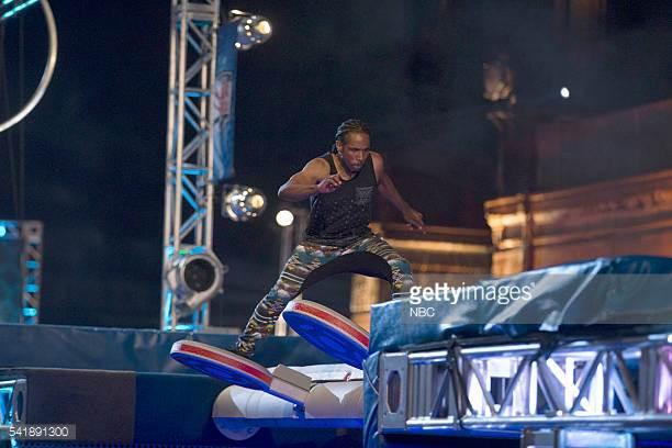Black Jewelz on NBC's American Ninja Warrior, Mondays 8/7c
