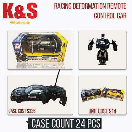 Racing Deformation Remote Control Car