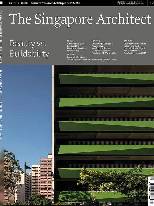 TSA 17_ Beauty vs Buildability