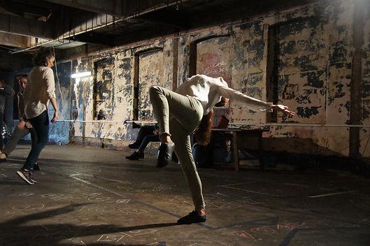 Write your dance Almudena Pérez