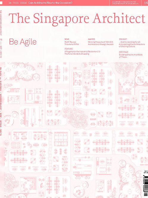 TSA 16_Be Agile