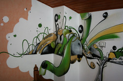Fresque Matis